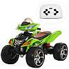 Детский электрический квадроцикл с пультом