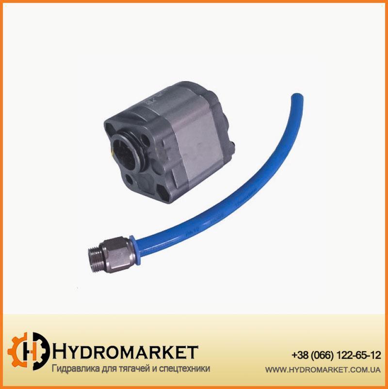 Насос гидравлический шестеренный левое вращение 2,2 см3 Haldex