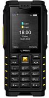 Телефон Sigma mobile X-treme DZ68 Black-yellow. Гарантия в Украине 1 год!