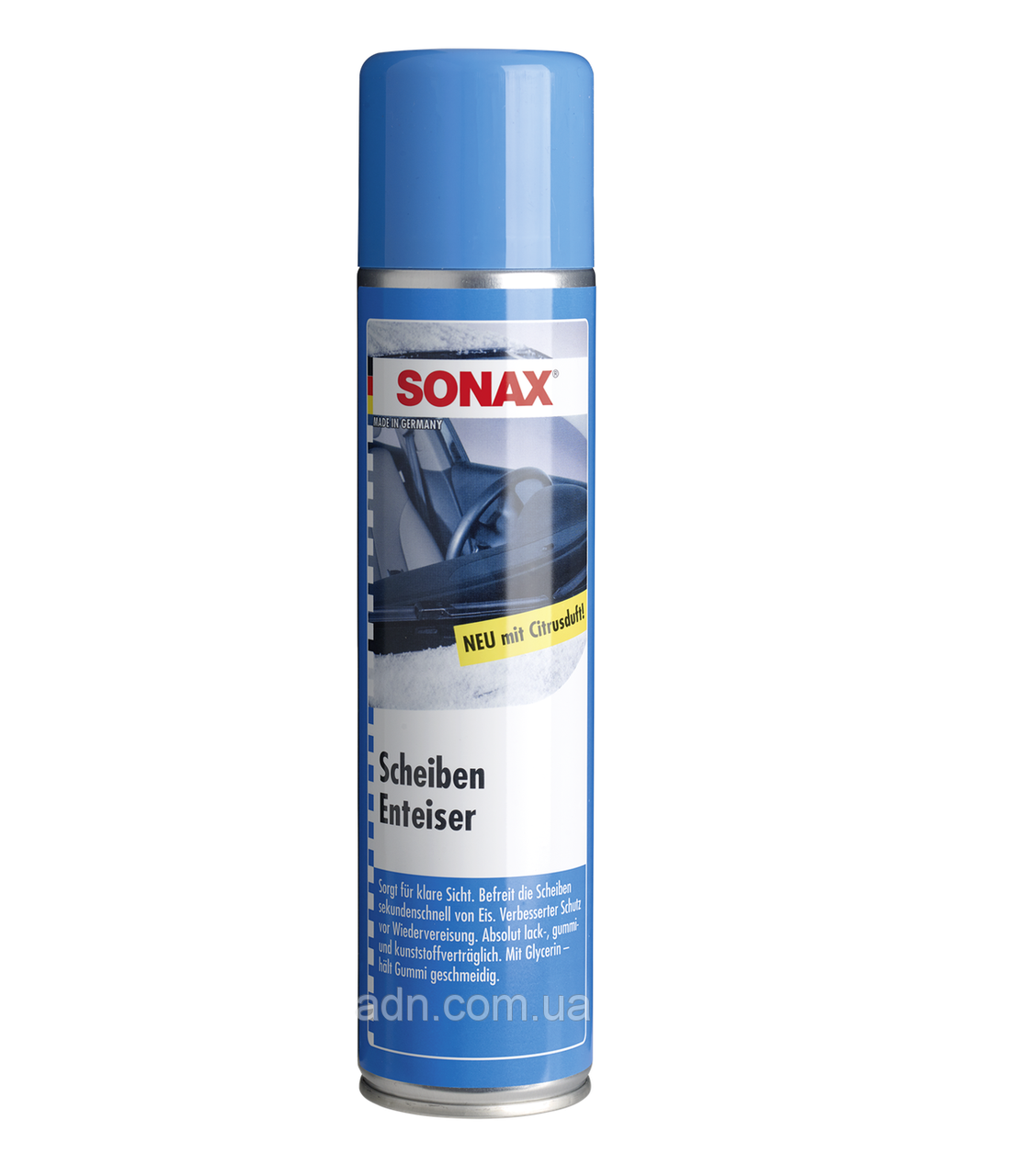 Размораживатель стекол SONAX 400мл