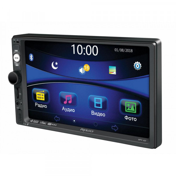 2-DIN Prology MPV-400