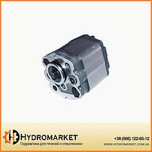 Насос гидравлический шестеренный 1,7см  Haldex