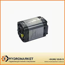 Насос гідравлічний шестеренний 2,0 см Haldex HE1000