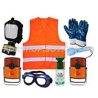 ADR-комплект для опасных грузов, которые обозначается знаком  опасности № 6.1