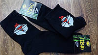 """Шкарпетки чоловічі махрові стрейчеві""""THERMO Дід Мороз""""41-45, фото 1"""