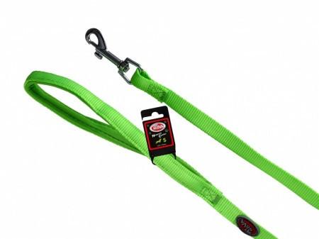 Поводок Pet Nova Neoprene Comfort L 2 х 120 см Зелёный