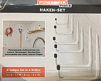 Крючки для гаража (6шт)
