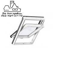 Мансардные окна Velux Стандарт GLU 0051В (66*118 см), Харьков