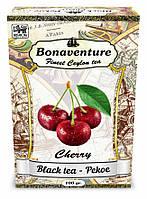 """Чорний чай """"Cherry"""" (Солодка вишня) - Bonaventure (100 гр.)"""