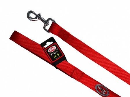 Поводок Pet Nova Neoprene Comfort S 1.5 х 120 см Красный