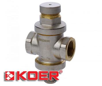 """Редуктор давления Koer 1/2"""" KR.1252"""