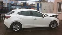 BHY05802XE Дверь передняя правая белая в отличном состоянии Mazda 3