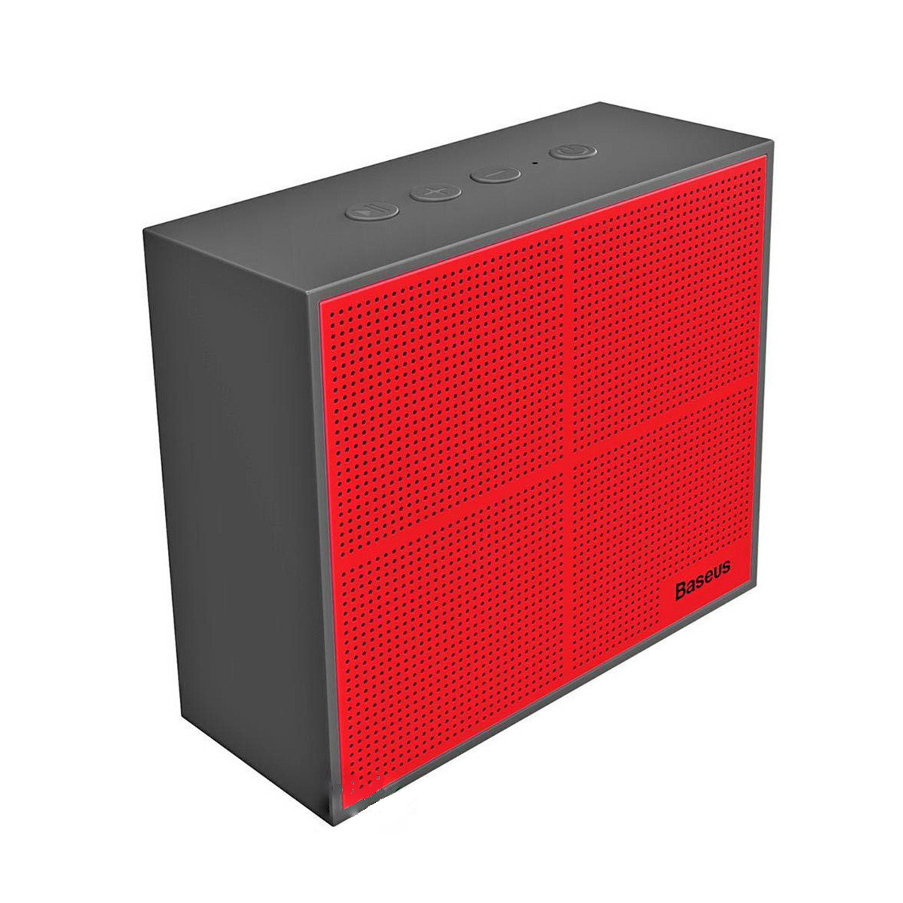 Колонка Bluetooth BASEUS E05 Black-Red