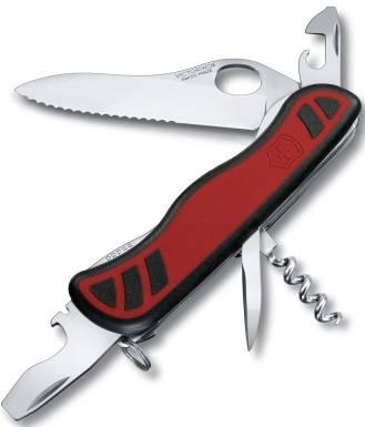 Качественный складной нож Victorinox Nomad 08351.MWC красный