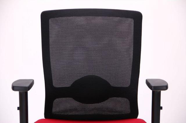Кресло Xenon LB черный/ гранат (фото 5)