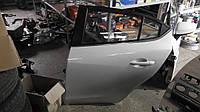 BJY07302XF Дверь задняя левая белая в отличном состоянии Mazda 3