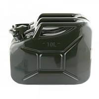 Канистра металлическая для бензина БЕЛАВТО 10 литров