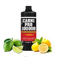 L-Карнитин Carni Pro 100000 от Form Labs со вкусом лимона и лайма (1000 мл)