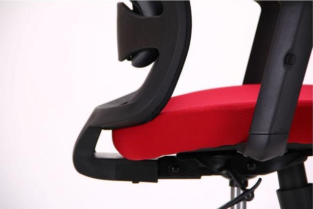 Кресло Xenon LB черный/ранат (фото 9)