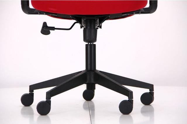 Кресло Xenon LB черный/гранат (фото 13)