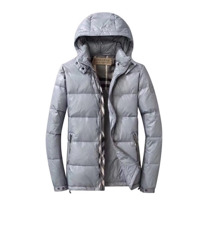 Пуховик Burberry 77740 XL Белый (77740)