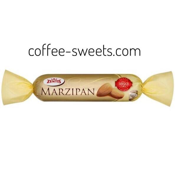 Марципан в шоколаде Zentis Marzipan 100g