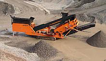 Выполняем услуги по просеиванию любых нерудных полезных ископаемых, 2 - х дековым грохотом. Оплата почасовая