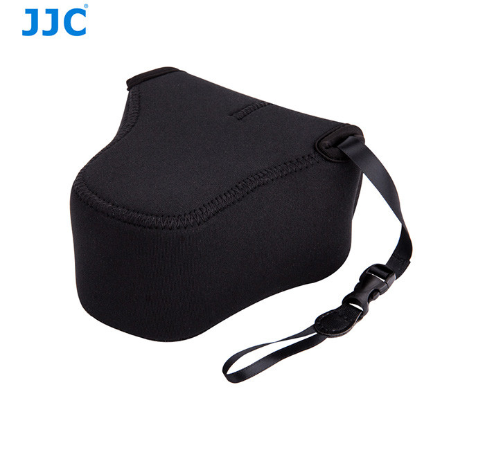 Защитный футляр - чехол JJC OC-F2BK для FujiFilm X-M1, X-T10, X-T20, X-A1, X-A2, X-A3 с объективом 16-50mm