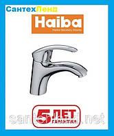 Смеситель для умывальника Haiba Mars 001