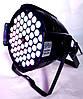 Прожектор Led par 54x3 RGB(W) 3в1. Концертный свет, заливка, светомузыка, фото 7