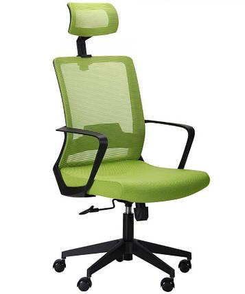 Кресло Argon HB оливковый, фото 2