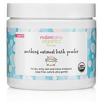 Успокаивающая смесь для купания новорожденных Mambino Organics,170г