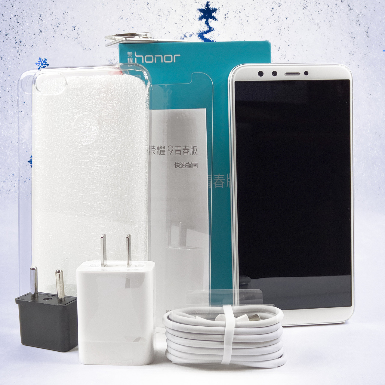 "Huawei Honor 9 lite 5.65"" | 3/32Gb | FHD+ | 4 камеры | + Подарки"