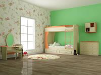Адель комплект детской мебели