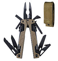 Мультитул  Leatherman OHT-COYOTE, чехол MOLLE 16 инструментов