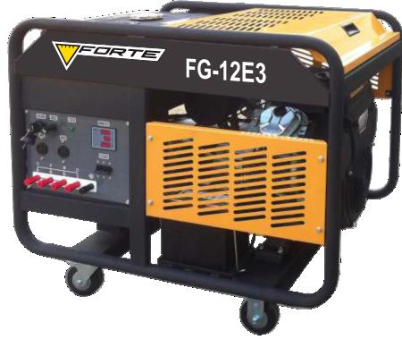 Электрогенератор Forte FG12E3, фото 2