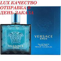 Туалетная вода для мужчин Versace Eros 100мл, фото 1