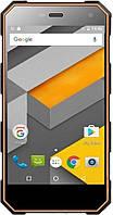 Телефон Sigma mobile X-treme PQ24 Black/Orange. Гарантия в Украине 1 год!