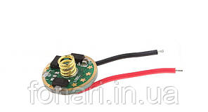 Драйвер 7*AMC7135 (2,45A, 1*Li-Ion) Nanjg 105c