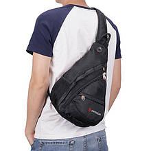 Городской рюкзак SWISSGEAR на одно плечо