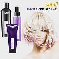 Набор DUCASTEL Subtil Color Lab Blond - Уход для блондинок (3 средства)