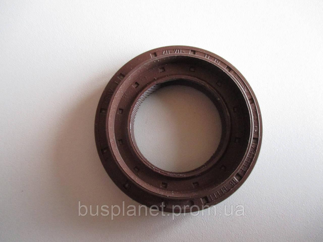 Сальник хвостовика (Уплотняющее кольцо, дифференциала (40x70x11/18)