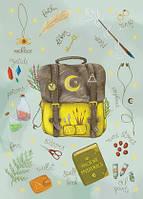 """Листівка """"Магічний рюкзак"""""""