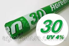 Агроволокно Agreen 30 г/кв.м біле 1.6х100