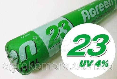 Агроволокно Agreen 23 г/м2 біле 12.65х100 УК
