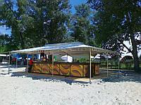 """Тентовый навес """"Кафе на пляже"""", фото 1"""
