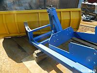 Лопата (отвал бульдозерный) снегоуборочная к трактору Т 150, ХТЗ