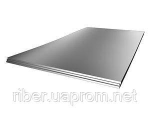 Лист AISI 316L - 2мм 1х2м, 2В, фото 2