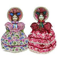 Кукла коллекционная Барышня