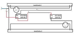 Балласт электромагнитный (Дроссель) PHILIPS MST BTA 136ВТ , фото 2